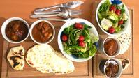 無印のカレーソースで手抜きご飯。 - ロンドンの食卓