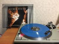 「バットマン・ビギンズ」のサントラ・レコード。ジマーとニュートン・ハワードのコラボをまた聴きたい。 - Suzuki-Riの道楽