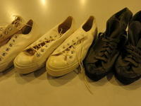 """""""DEAD STOCK MILITARY CONVERSE MINER MFG GYM SNEAKER""""ってこんなこと。 - THE THREE ROBBERS ってこんなこと。"""
