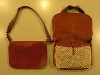 """1930'S DEAD STOCK FRENCH HUNTING SHOULDER BAG""ってこんなこと。 - THE THREE ROBBERS ってこんなこと。"