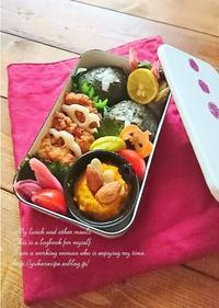 10.31ハロウィンの日のお弁当 - YUKA'sレシピ♪