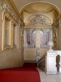 宮殿の大プール (Palazzo ducale di Sassuolo 6) - エミリアからの便り
