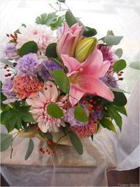 気になる・大人のスキンケア - ルーシュの花仕事