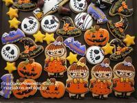 リトルミーのハロウィン * アイシングクッキー - nanako*sweets-cafe♪