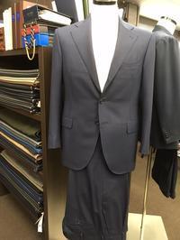 お客様のスーツの注文のご紹介 - Milestoneのブログ