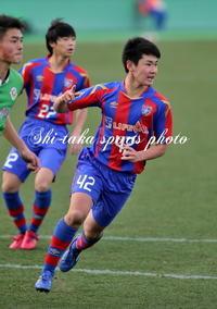 FC東京平川怜 - SHI-TAKA   ~SPORTS PHOTO~