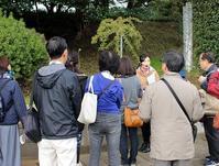 川崎生田緑地ばら苑にてボランティアガイド -  日本ローズライフコーディネーター協会