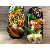 玉葱天ぷらBENTO - Feeling Cuisine.com