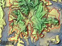 ひめちゃご103検見谷遺跡付近地図に画竜点睛を - ひもろぎ逍遥