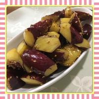 揚げずにヘルシー!焼き大学芋(レシピ付) - kajuの■今日のお料理・簡単レシピ■