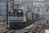 EF65-2075牽引コンテナ貨物5087レ 名古屋2017.11.01 - こちら運転担当配車係2