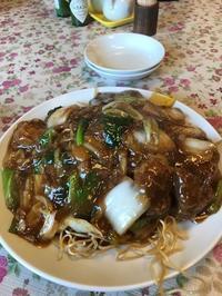 中国料理 Kirin(深江)〜ビーフシチュー焼きそば - いずのすけのワインライフ