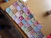 毛糸の時間5四段目 - わたし。 ~手芸と日録~