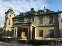 旧福岡県公会堂貴賓館と和田門へ - SUGAR & BUTTER