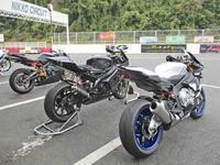 またまた昨日は3台で日光サーキットへ!!(笑) - バイクパーツ買取・販売&バイクバッテリーのフロントロウ!