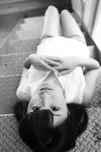 夏目和ちゃん34 - モノクロポートレート写真館
