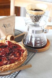 コーヒーグッズとコーヒー豆 - 暮らしを紡ぐ