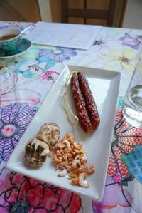 香港料理教室で皮から作るシュウマイ - ふくすけのコネコネ 編み編み てくてく日記
