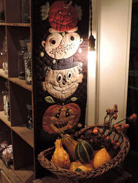 かぼちゃかぼちゃ - ジョアンの店長ブログ