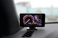 AUDI  RS4  レーダー探知機取付 - hide's garage