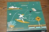 GODIVA・オーストラリアVr.とTim Tam・チョコミント~♪ - a&kashの時間。