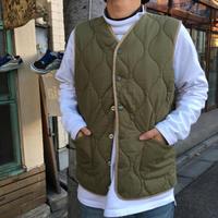 GOHEMP キルティングライナーベスト - 中華飯店/GOODSTOREのブログ Clothes & Gear for the  Great Outdoors