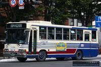 (2017.9) 山梨交通・C643 - バスを求めて…