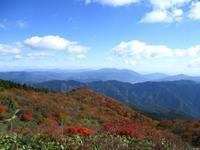 紅葉の泉山登山 - Bのページ