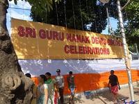 グル・ナーナク生誕祭のランガル - kimcafeのB級グルメ旅