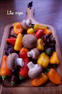 諏訪産の野菜 - ハーブガーデン便り