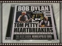 BOB DYLAN with TOM PETTY & THE HEARTBREAKERS / THE BEST SHOW MINNEAPOLIS 1986 - 無駄遣いな日々