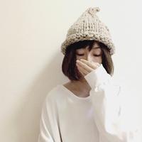 ニット帽「マカロン」ご注文方法 詳細 - Head ood info
