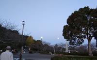 明るい月の出 - 夏丸シルバーひとりごち