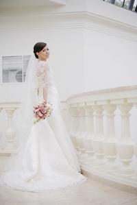 ウエディングドレス試着① - 大人婚  ~結婚準備から今まで