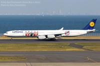 Tokyo International Airport November 5,2017 - Plane Spotting Report Stone Blue & Hazel