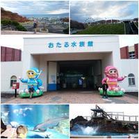 寒くても・小樽水族館 - 気ままな食いしん坊日記2