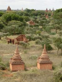 バガン遺跡を巡る方法について - イ課長ブログ