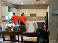 新しいキッチンカウンターが届いた - ちょっと田舎暮しCalifornia