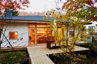 『FOREST BARN FLAT 軽井沢の家』オープンハウス開催しました! - プロトハウス通信