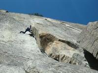 Nabisco Wall - ちゃおべん丸の徒然登攀日記