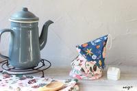 デコレクションズさんで発売『ナタリーレテ』キッチンにお揃いが可愛い鍋つかみ♪ - neige+ 手作りのある暮らし