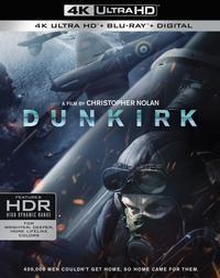 日々雑感11/6日本での「ダンケルク」4K UHD/BD発売は12/20 + その他「ダークナイト3部作」「グラディエーター」「ロビンフット」など - Suzuki-Riの道楽