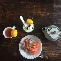 Breakfast - 烏帽子への風