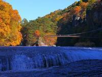 「吹割の滝」紅葉最前線・・・行くなら今でしょ!♪ - 『私のデジタル写真眼』