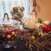 クリスマスディスプレイの準備 - FELICE