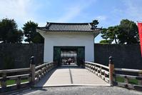 大政奉還150年記念に訪れた二条城。 その4 ~本丸・天守台~ - 坂の上のサインボード