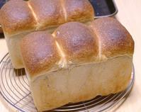 ゆめきらり山食&バターロール - ~あこパン日記~さあパンを焼きましょう