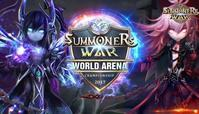 Summoners War World Arena Championships Coming November 25th - ゲームが大好きです。