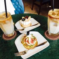 「cafe de KAVE」@渋谷へ☆ - ハレクラニな毎日Ⅱ