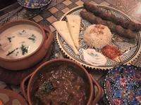広尾「ゼノビア」初めてのアラビア料理は珍しい美味しさで満ち溢れていました。 - 美・食・旅のエピキュリアン